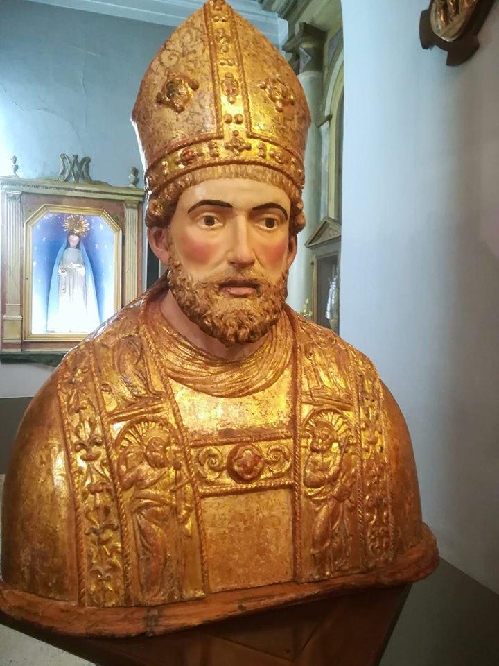 Busto San Indalecio